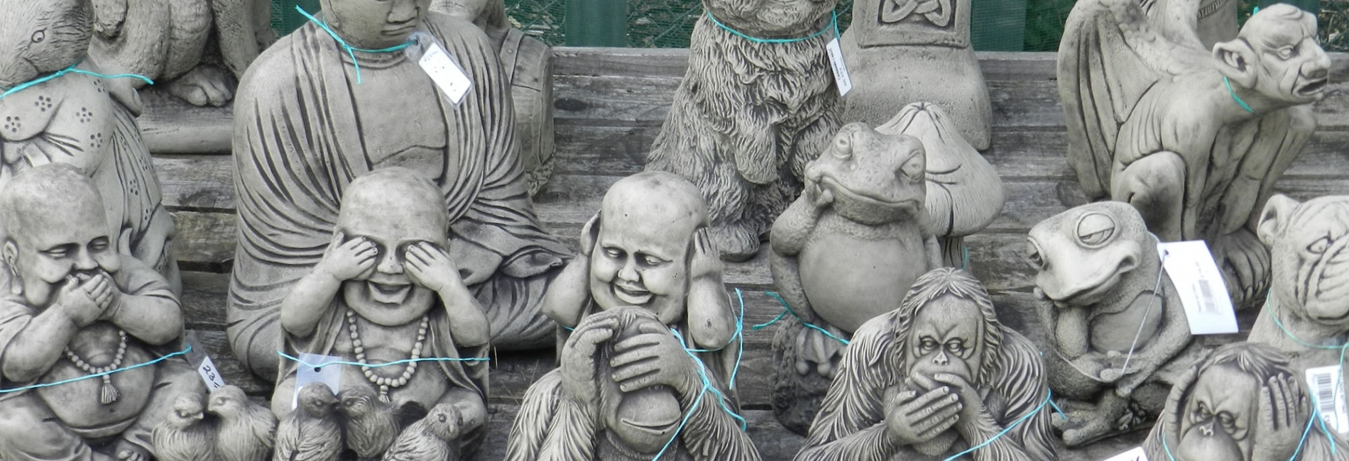 Pots & Statuary