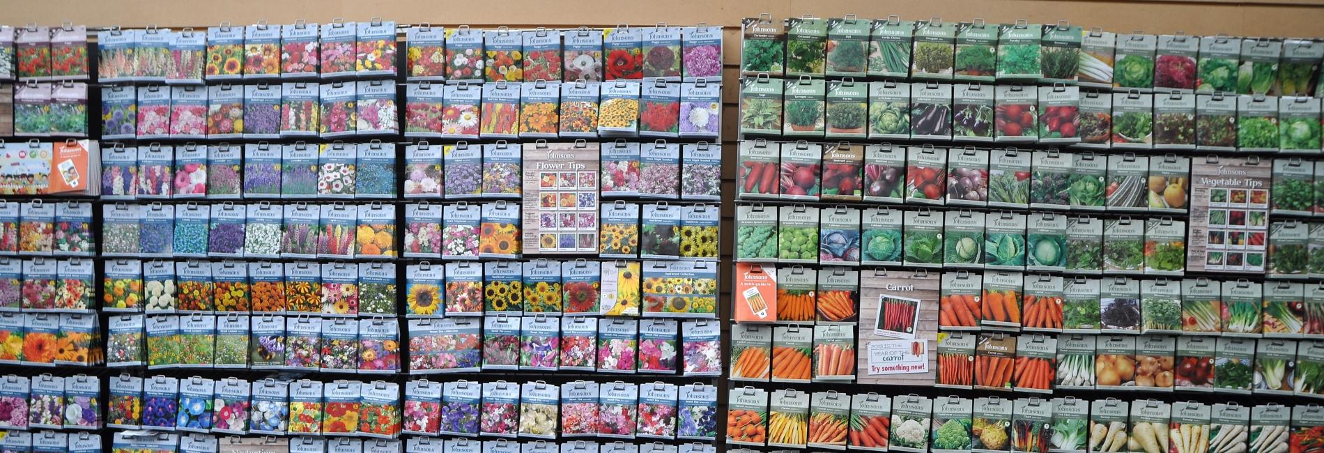Bulbs & Seeds